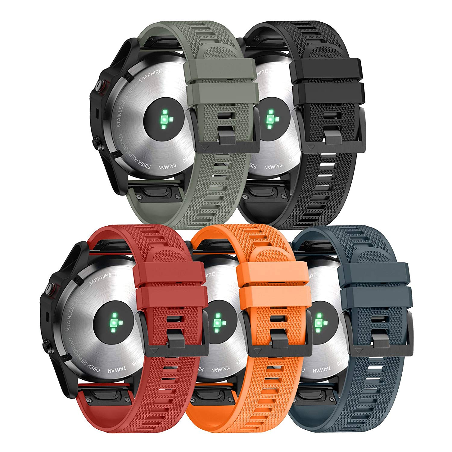 Garmin Fenix 5 Bands