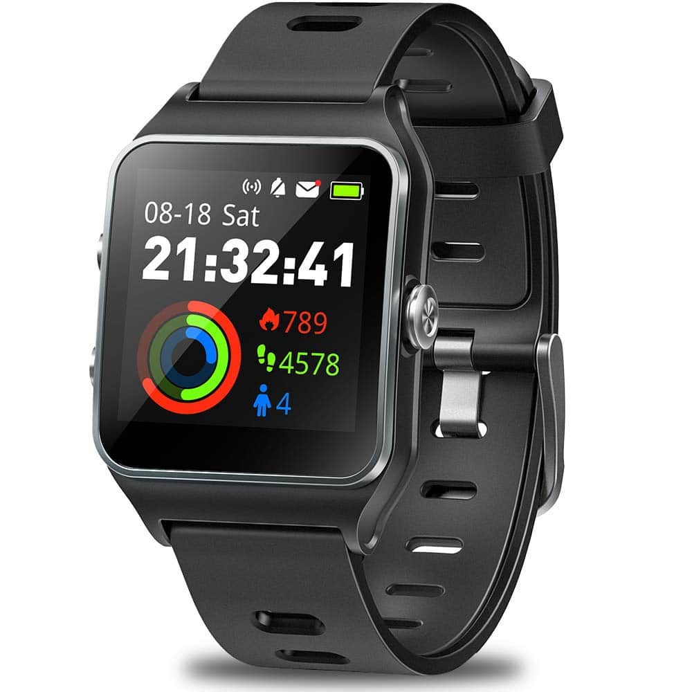 DR. VIVA GPS Running Watch