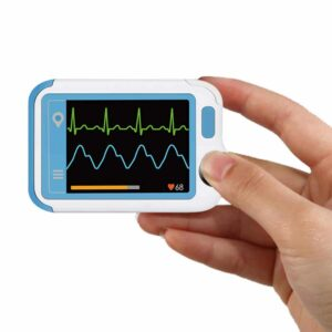 ECG EKG Heart rate Monitor