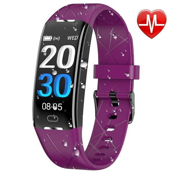 KARSEEN Fitness Tracker and heart rate monitor