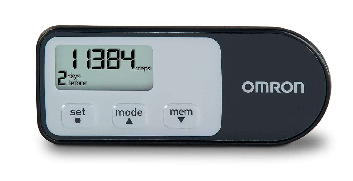 Omron Alvita Optimized Pedometer