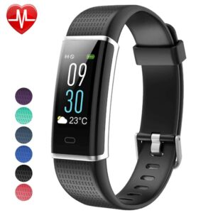 Willful IP68 waterproof fitness