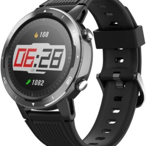 letsfit gps running watch