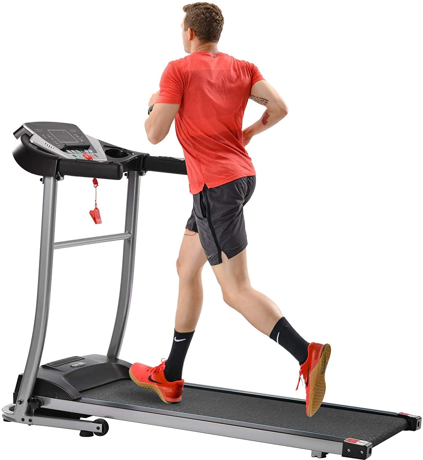 Electric Motorized Treadmill for Home