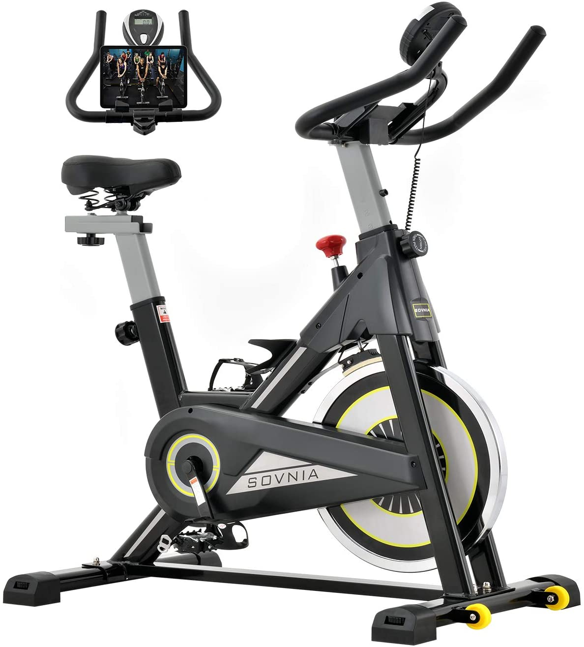 Sovnia Indoor Cycling Exercise Bike