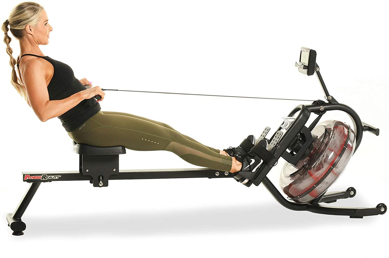 Fitness Reality 3000WR Water Rowing Machine