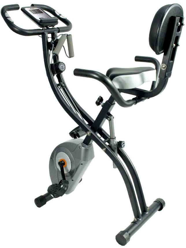 Ativafit Stationary Upright Exercise Bike